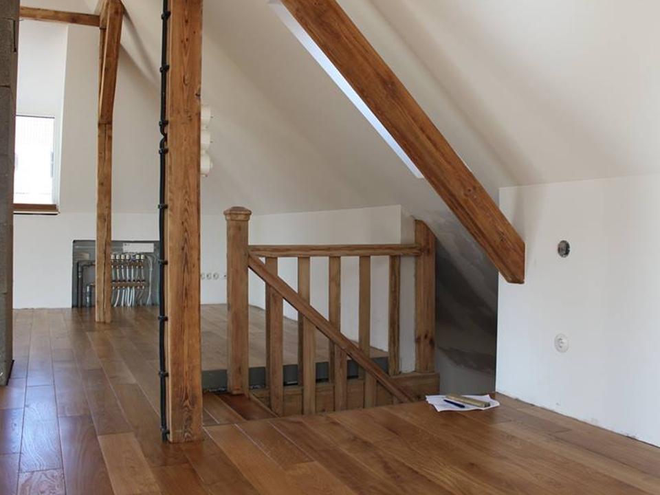 Erfurt Ausbau Dachgeschoss