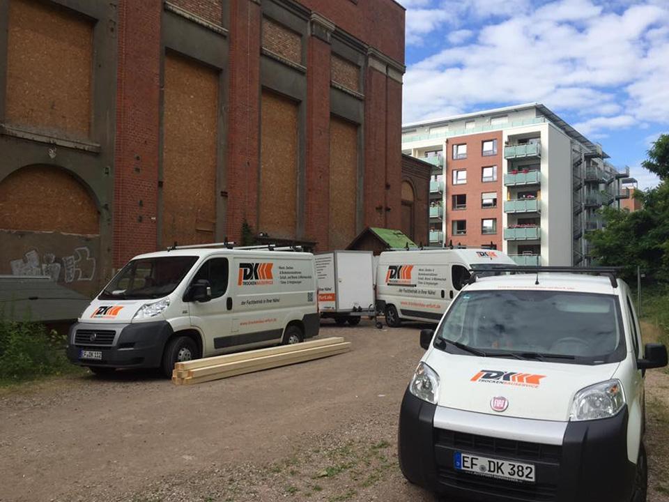 Brandschutz Erfurt Sanierung