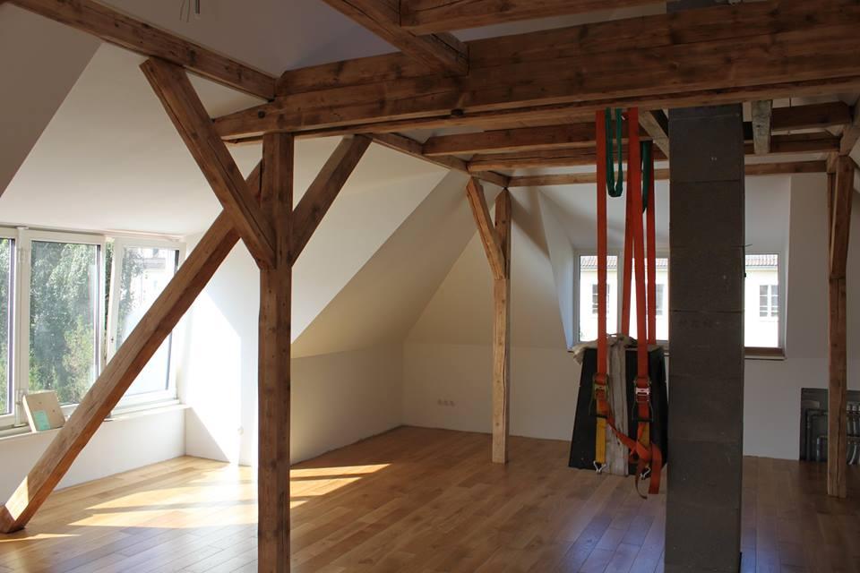 Maler Ausbau Dachgeschoss